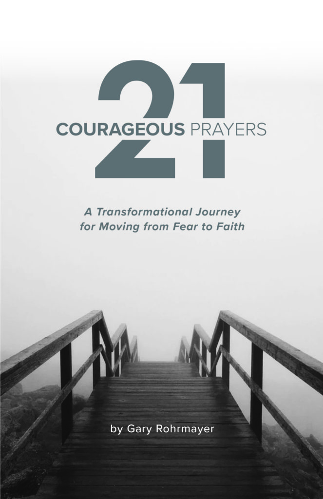 21 Courageous Prayers | Converge Mid America